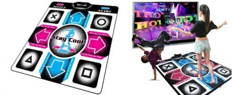 Taneční podložka X-treme dance platinum