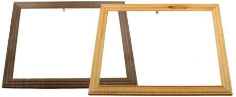 Rámeček dřevěný 24x18 cm