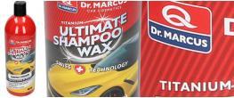 Dr. Marcus šampon s voskem 1l