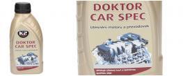 K2 DOKTOR CAR SPEC 400 ml - aditivum do oleje