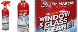 DR. MARCUS WINDOW AND GLASS CLEANER 750 ml - čistič skel