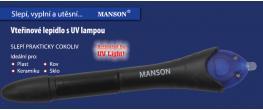 Vteřinové lepidlo s UV lampou
