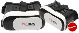 Virtuální brýle VR BOX VR-X2 bílé