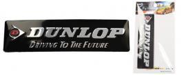 Samolepka kovová Dunlop