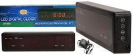 LED Digitální hodiny s displejem JH-808
