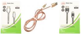 Nabíjecí kabel DZL 2A USB/ micro USB 100 cm