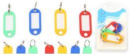 Popisovací rozlišovač klíčů sada 4 kusy