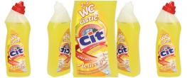 CIT wc čistič citron 2v1 750 ml