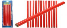 Sada 12 kusů zednické tužky