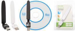 Bezdrátový USB Wifi adaptér PIX-LINK LV-UW10S