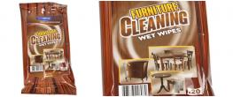 Deep Fresh vlhčené čistící ubrousky na nábytek