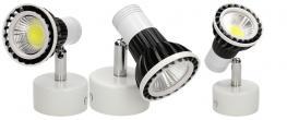 Lampa naklápěcí 5W na zeď SJ 1040