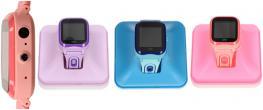 GPS dětské hodinky s kamerou a možností volání SMART WATCH