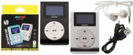 MP3 přehrávač mini s displejem Andowl Q-A208