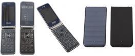 Vyklápěcí telefon Pelitt Flex 1 DUAL SIM
