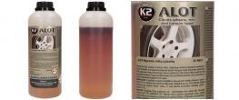 K2 ALOT 1 kg - čistič kol, ráfků a plachet