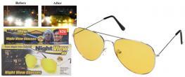 Polarizační brýle pilotky Night View