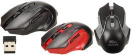 Bezdrátová myš 2,4 Ghz 6 tlačítek