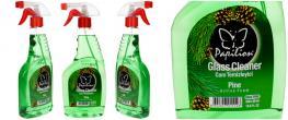 Papilion čistící prostředek na sklo 550 ml Pine