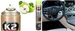 K2 POLO COCKPIT 750 ml - ochrana vnitřních plastů GREEN APPLE