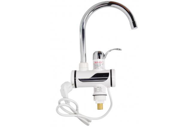 Foto 3 - Průtoková vodovodní baterie stojánková s elektrickým ohřevem vody model FO-J01