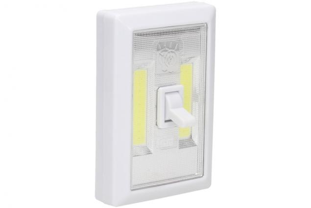 Foto 3 - Bezdrátové super světlo s vypínačem, hranaté