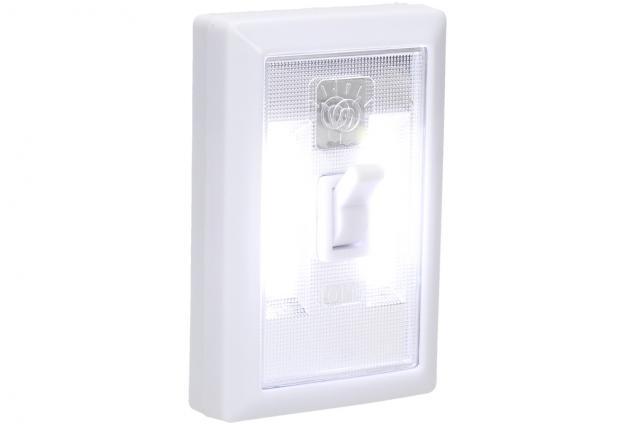 Foto 4 - Bezdrátové super světlo s vypínačem, hranaté