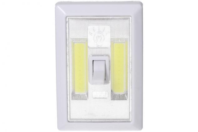 Foto 5 - Bezdrátové super světlo s vypínačem, hranaté