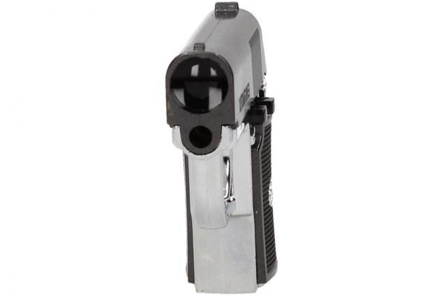 Foto 8 - Laserové ukazovátko REVOLVER s baterkou 2v1