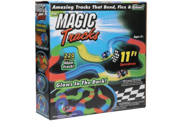 Foto 4 - Svítící autodráha Magic Tracks