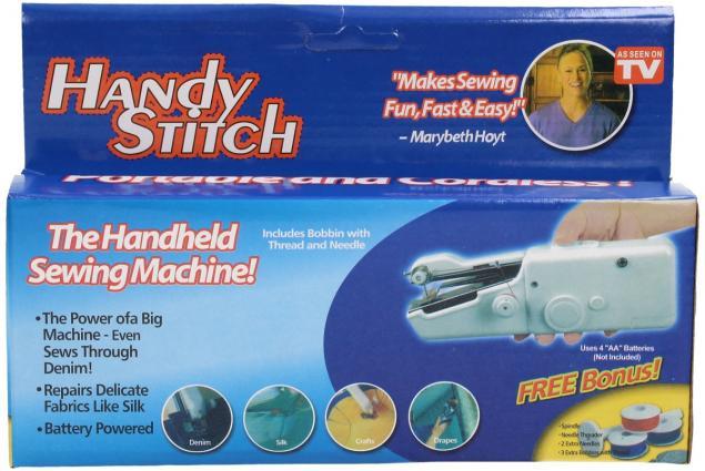 Foto 5 - Handy Stitch - Ruční šicí stroj