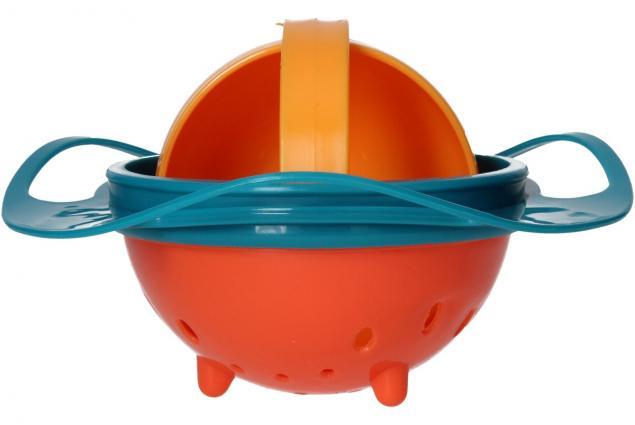 Foto 6 - Magická miska Gyro Bowl pro děti s rotací 360°