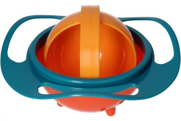 Foto 4 - Magická miska Gyro Bowl pro děti s rotací 360°