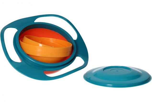 Foto 10 - Magická miska Gyro Bowl pro děti s rotací 360°