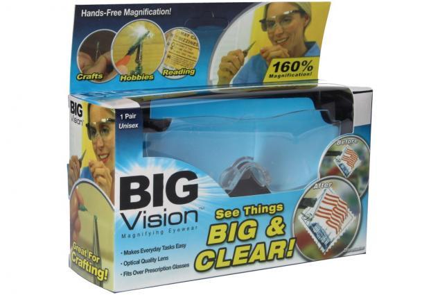 Foto 10 - Zvětšovací brýle BIG VISION