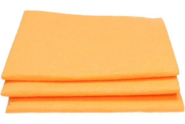 Foto 4 - Hadr na podlahu Oranžový