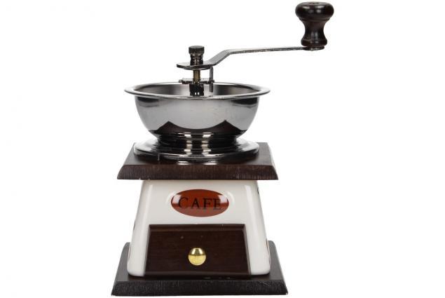 Foto 3 - Ruční mlýnek na kávu keramický