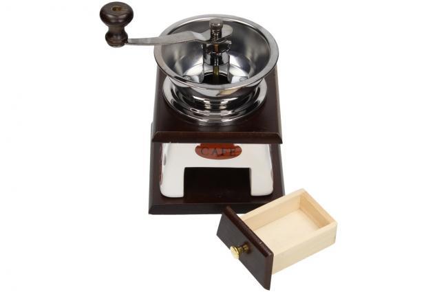 Foto 6 - Ruční mlýnek na kávu keramický