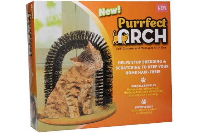 Foto 2 - Mazaný oblouk pro kočky
