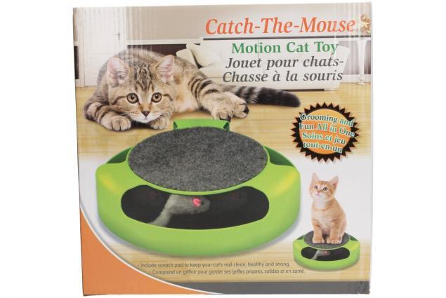 Foto 9 - Hračka pro kočky, Chyť myšku
