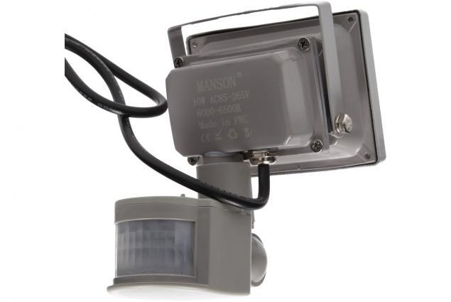 Foto 5 - Úsporný reflektor 10W s čidlem