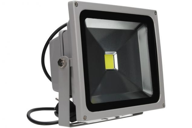 Foto 5 - LED výkonný reflektor 30W