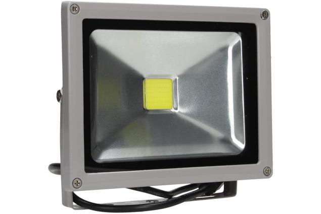Foto 4 - LED výkonný reflektor 20W