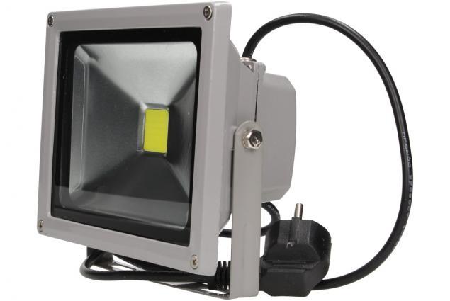 Foto 6 - LED výkonný reflektor 20W