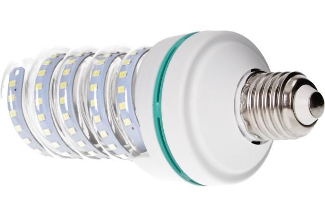 Foto 2 - Úsporná žárovka 20W Spiral Led