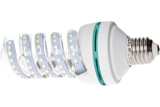 Foto 3 - Úsporná žárovka 20W Spiral Led