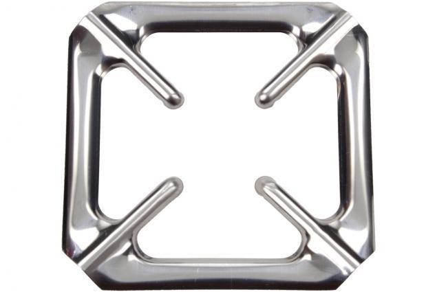 Foto 4 - Nerezová mřížka na sporák 9,5 x 9,5 cm