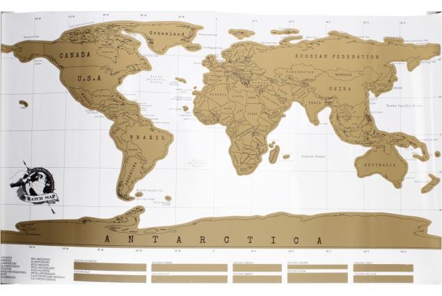 Foto 3 - Moje MAPA světa