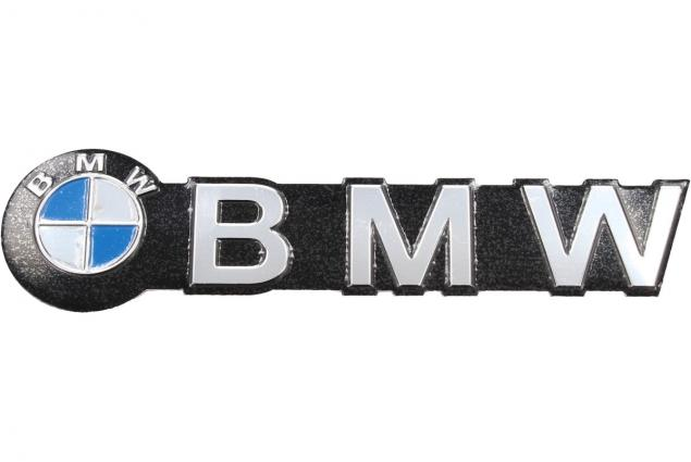 Foto 3 - Kovová samolepka BMW
