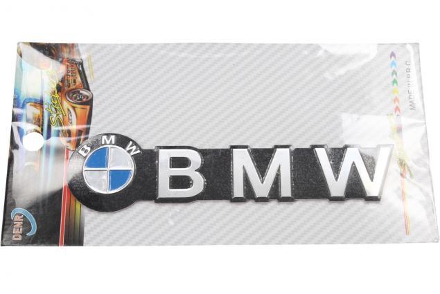 Foto 4 - Kovová samolepka BMW